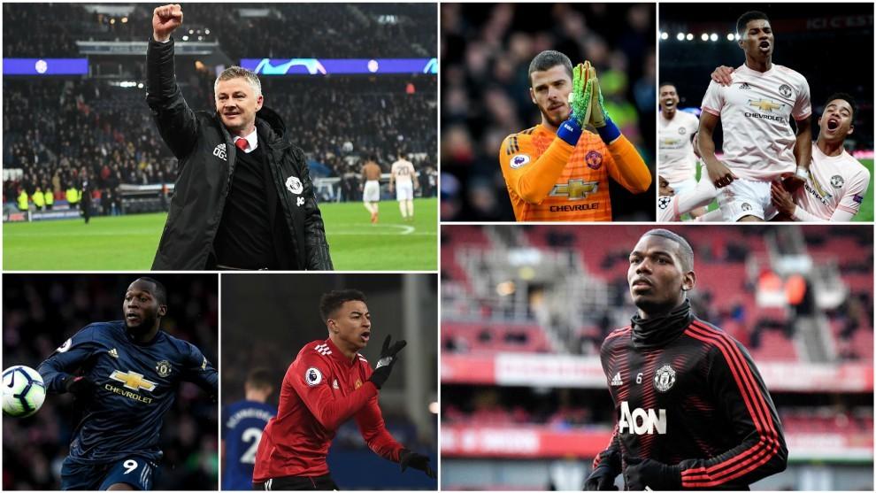 Las seis armas del Manchester United que amenazan al Barcelona