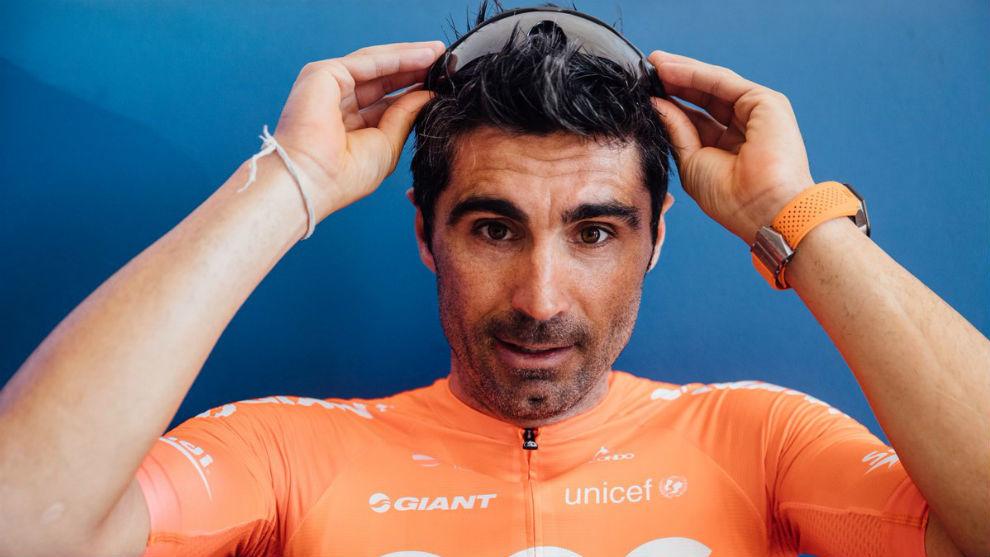 Fran Ventoso en una imagen cedida por su equipo.