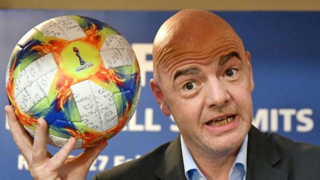 Europa dice NO al nuevo Mundial de Clubes