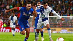 Cruz Azul recibirá al Pachuca en el Estadio Azteca.