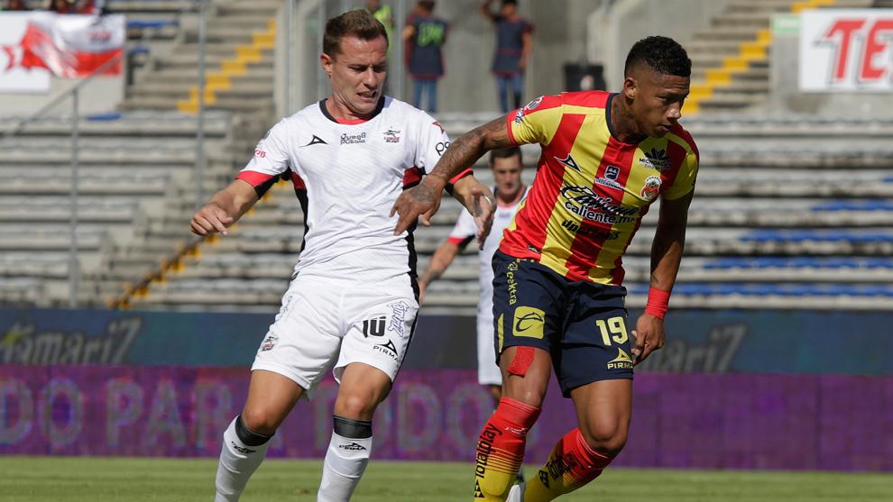 Javier Torrente va por su primera victoria con Monarcas.