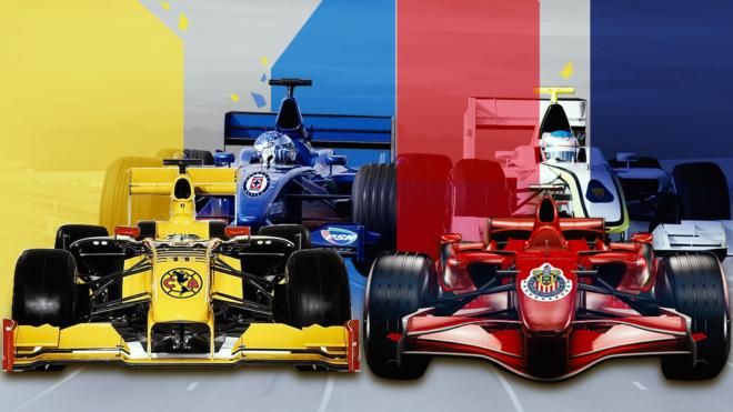 ¿Qué escudería de la Fórmula 1 serían los equipos de la Liga MX?