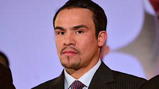 Juan Manuel Márquez ingresará al Salón de la Fama del Boxeo en...