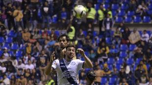 Puebla se llevó la victoria ante Pumas
