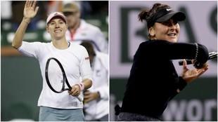 Kerber y Andreescu se verán las caras