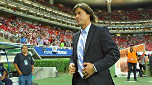 Matías Almeyda sumó otra derrota con su equipo en la MLS.