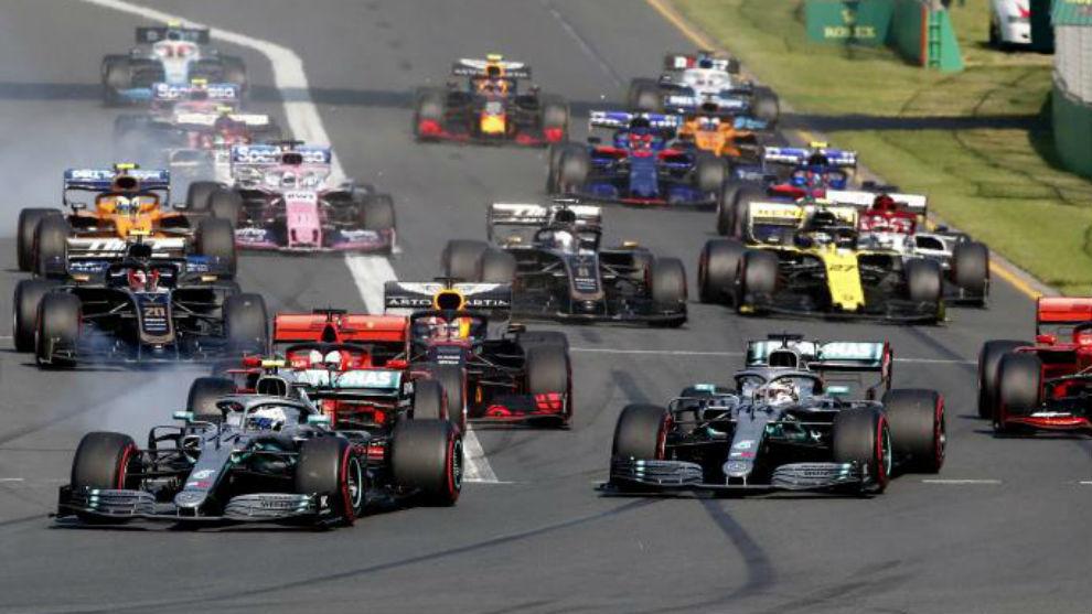 Gran Premio de Australia 2019 15528050373606