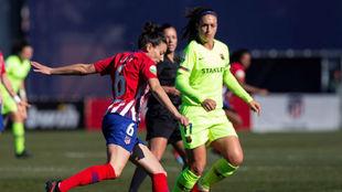 El fútbol femenino también pide su profesionalización.