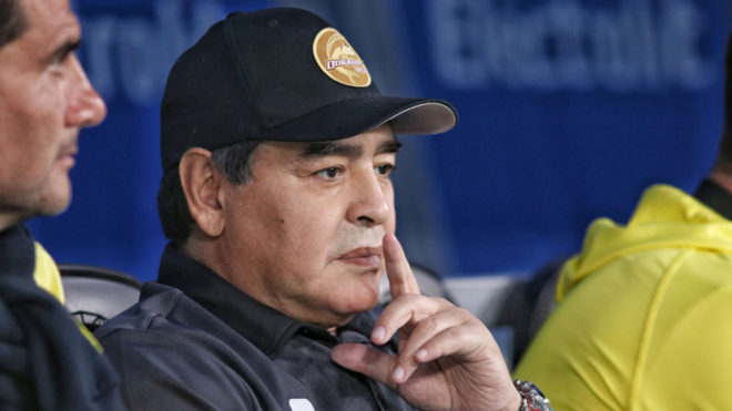 Liga Ascenso MX 2019  Diego Maradona