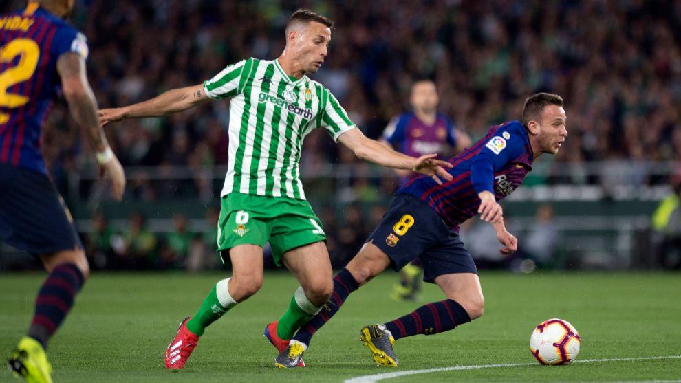 """Canales: """"El Barça es muy bueno y tiene al mejor del mundo, nos superó claramente"""""""