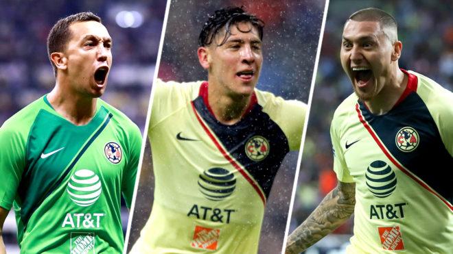 save off 199c7 a9050 Club América: América, el equipo que más seleccionados ...