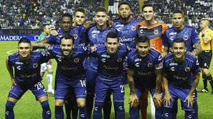 El 11 del Veracruz que descendió