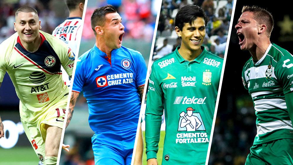 Un mexicano destaca entre nueve extranjeros