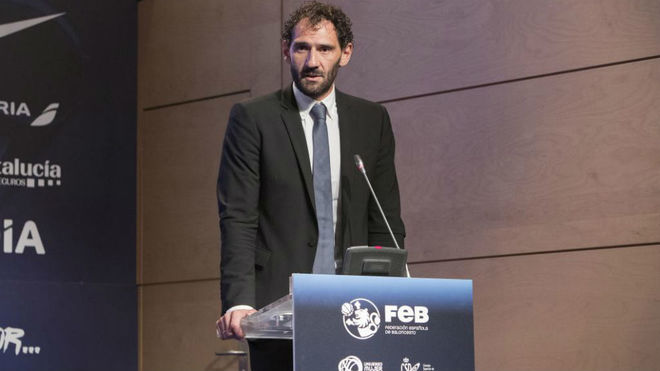 Jorge Garbajosa valoró el sorteo del Mundial y la posible lista de...
