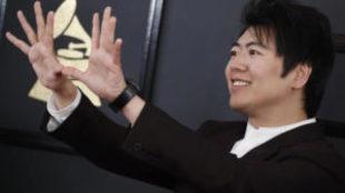 El pianista chino Lang Lang
