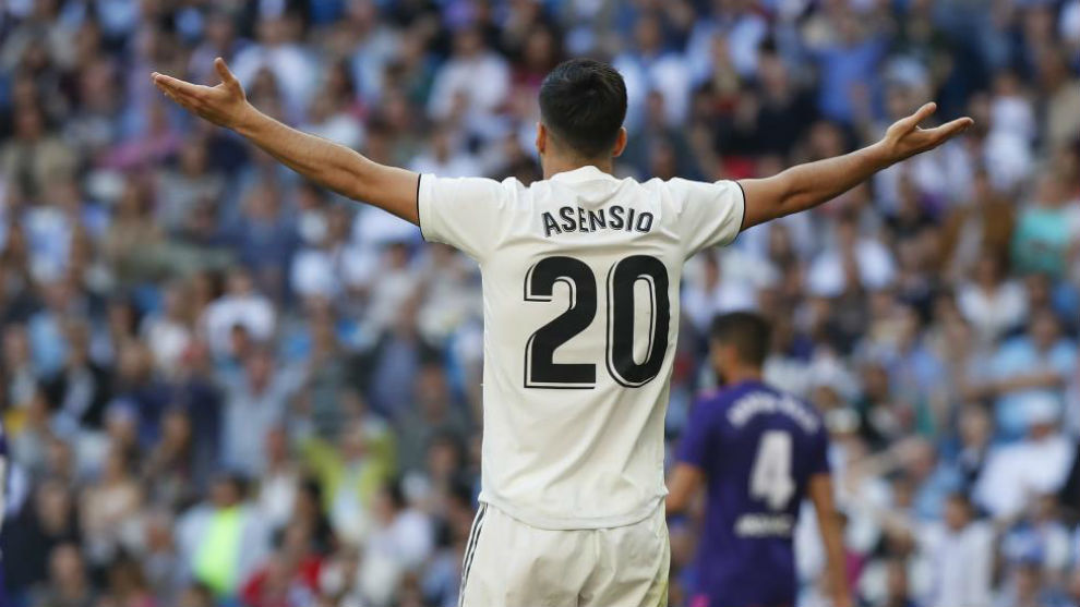 Vitamina Zidane para Asensio