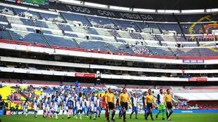 El Tigres vs Querétaro albergó mayor gente