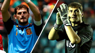 Iker Casillas ya jugó en dos de las casas del Cruz Azul: Estadio Azul...