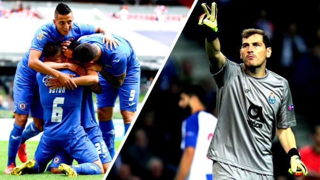 Iker Casillas, fiel aficionado de Cruz Azul