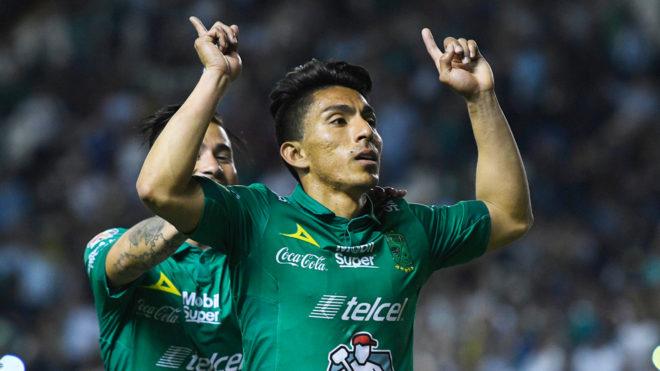 Ángel Mena ha participado en más goles que 13 equipos de la liga.
