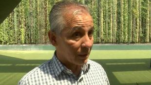 Sergio Bueno analizó el descenso del Veracruz.