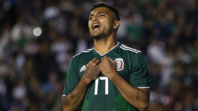 Por lesión, Tecatito Corona es baja en México contra Chile y Paraguay