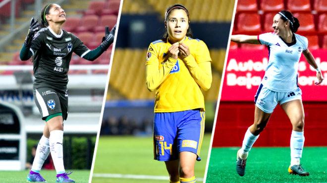 74dc256836dc1 Fútbol Femenil  Resumen del lunes  Las Rayadas mantienen el invicto ...