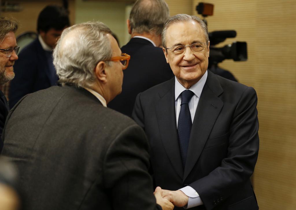 El Real Madrid no piensa regalar ningún jugador