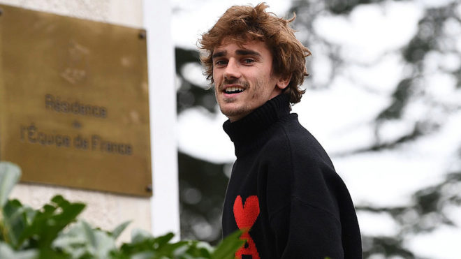 Antoine Griezmann transfer: Atletico Madrid star's sister denies any contact with Barcelona