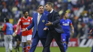 Miguel Herrera habló sobre la exigencia en el Club América.
