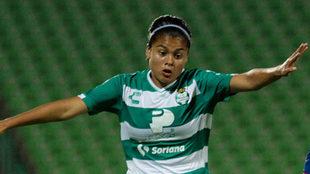 Alexxandra Ramírez tiene bien claro los objetivos del equipo