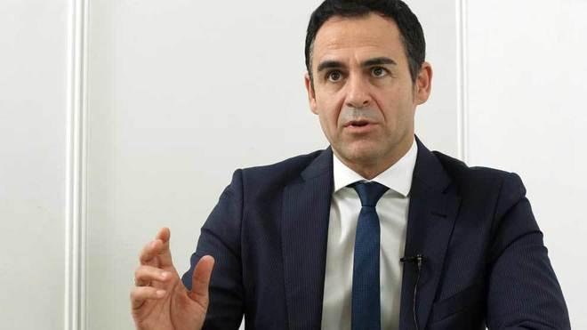 Velasco Carballo, presidente del Comité Técnico de Árbitros.