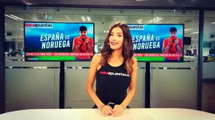 España - Noruega: Desde MARCA Apuestas, Judith te acerca los datos...