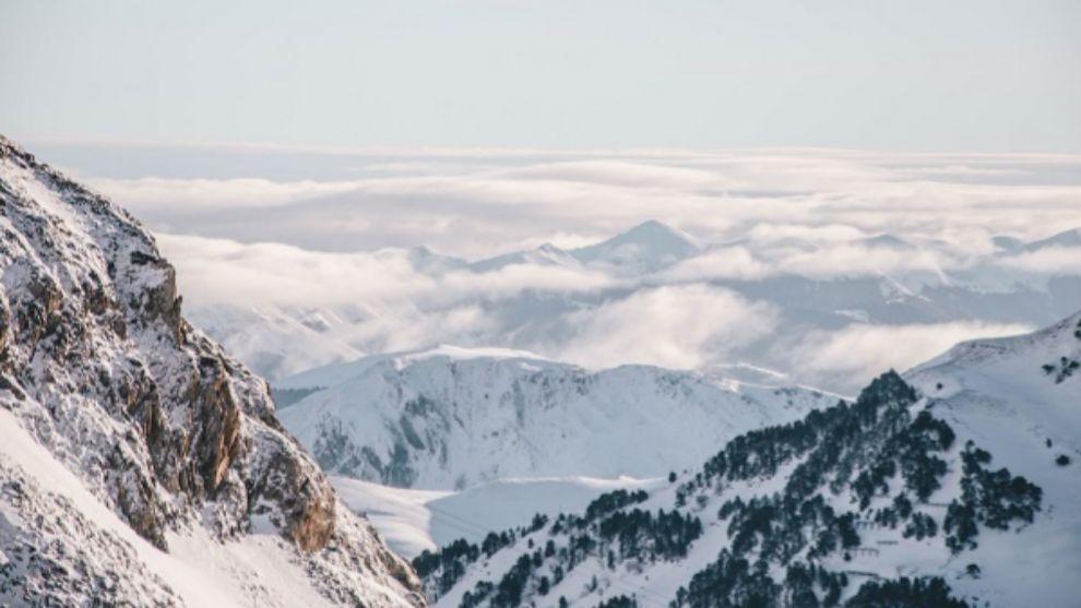 Bajar Bajar Les Coumes du Pic du Midi, una de las propuestas de este...