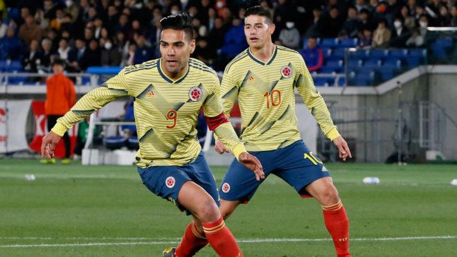 El Tigre llega a su tanto 33 con Colombia