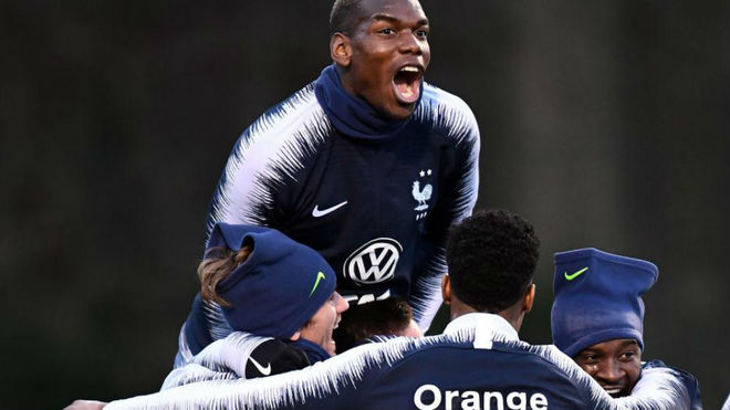 Paul Pogba is serious about playing for Real Madrid next season