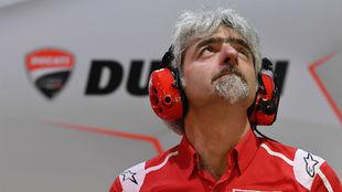 Gigi Dall'Igna, de Ducati.