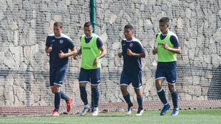 Cruz Azul sigue evaluando a los jugadores para el siguiente torneo
