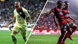 América y Tijuana se verán las caras en el Estadio Azteca.