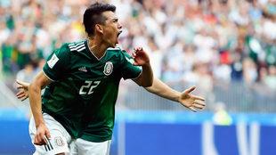 México golea a Chile en las redes sociales.