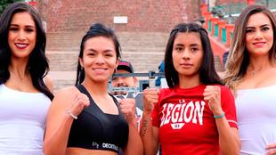 Jacky Calvo tendrá su primera pelea de 2019.