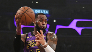 LeBron James y los Lakers se despiden de los playoffs