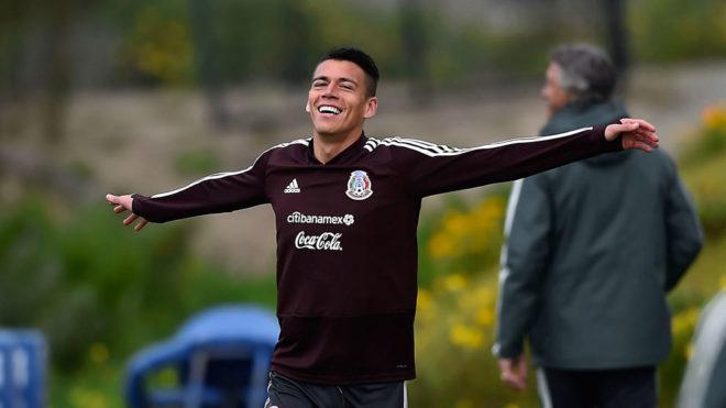Moreno se acerca a la MLS