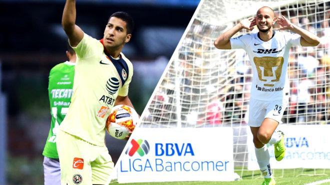 b5f3ba1c86998 Carlos González y Cecilio Domínguez en busca de goles ante el Tri.