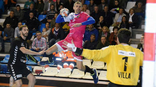 Muratovic lanza ante Jorge Villa /