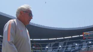 Leonardo Cuellar habló sobre su próximo duele ante Pumas.