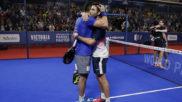 Sanyo Gutiérrez y Maxi Sánchez celebran su primer título de la...