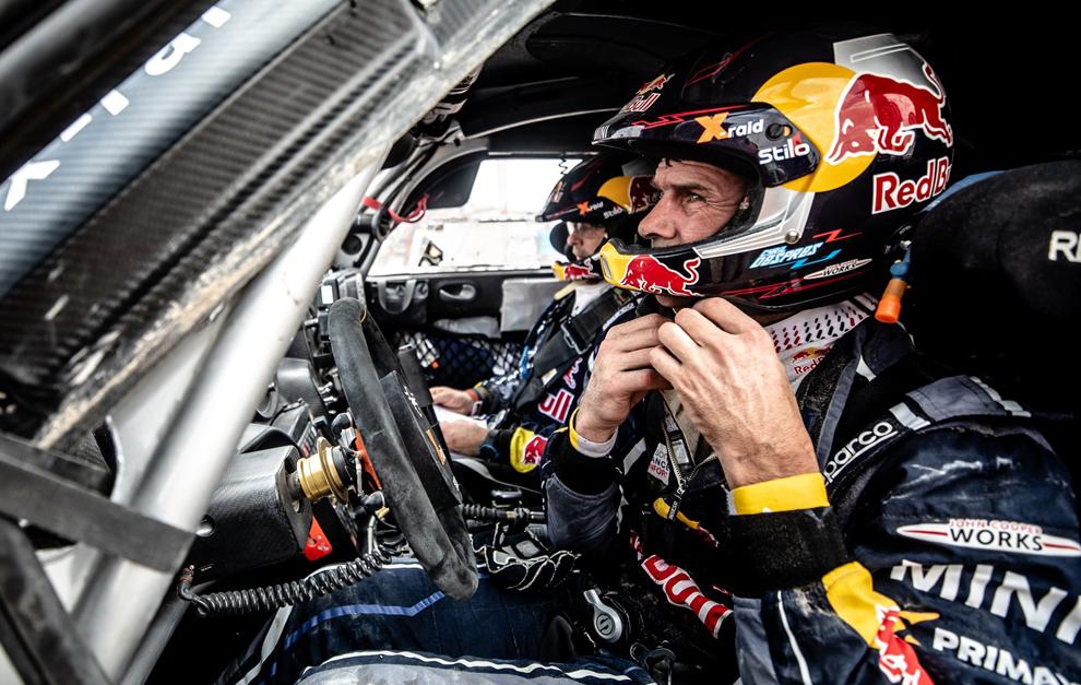 Cyril Despres probará a Dani Oliveras pensando en el Dakar.
