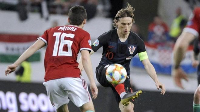 Sufrido triunfo de Hungría frente a Croacia