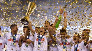 El Tri conquistó la Copa Oro por última vez en el 2015